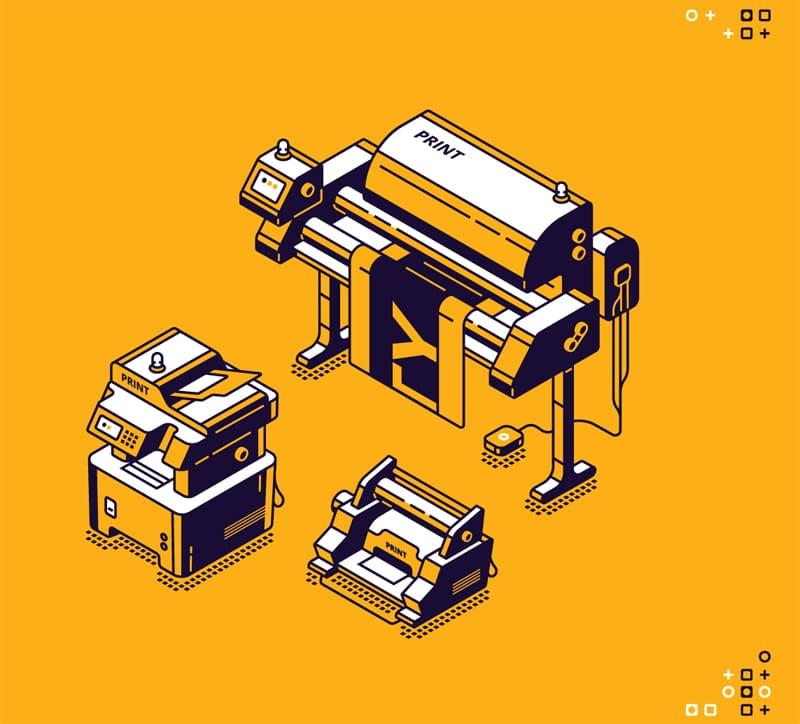 آنچه باید در مورد دستگاه چاپ بدانید